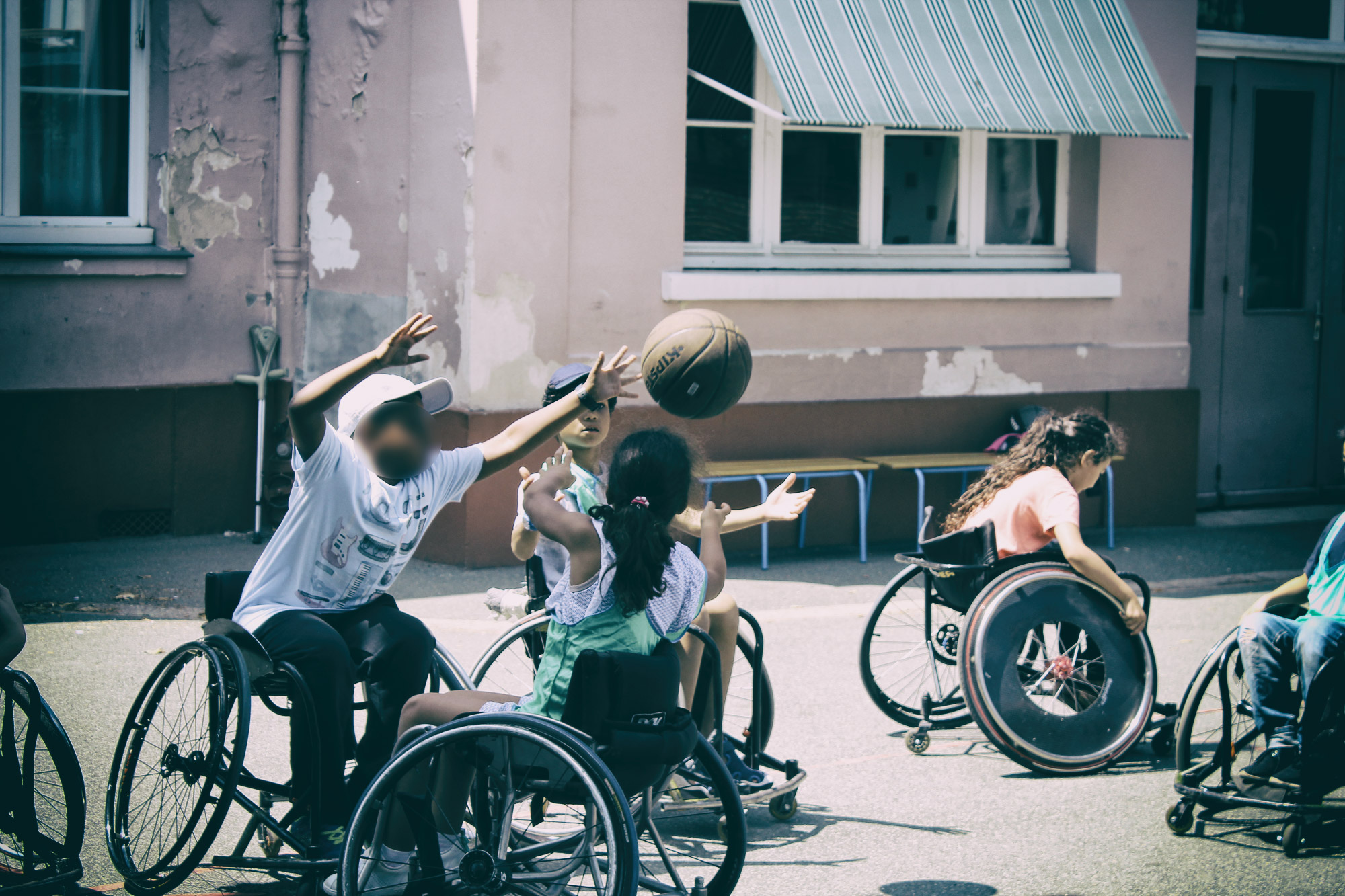 Paralympiades en milieu scolaire - 2018